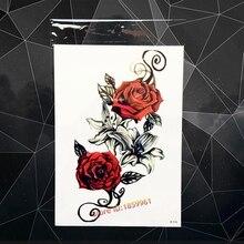Grosir Black Rose Tattoo Design Gallery Buy Low Price Black Rose