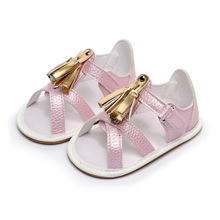 Summer Shoes Slippers Fringe-Moccasins Infant Toddler Baby-Girls Princess New Cute