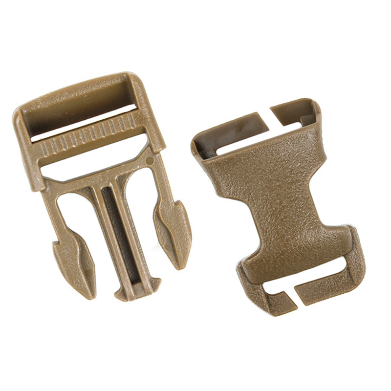 TMC Tactial MOLLE Buckle 1 Inch Quick Buckle For Tactical Vest Webbing Quick Attach Airsoft