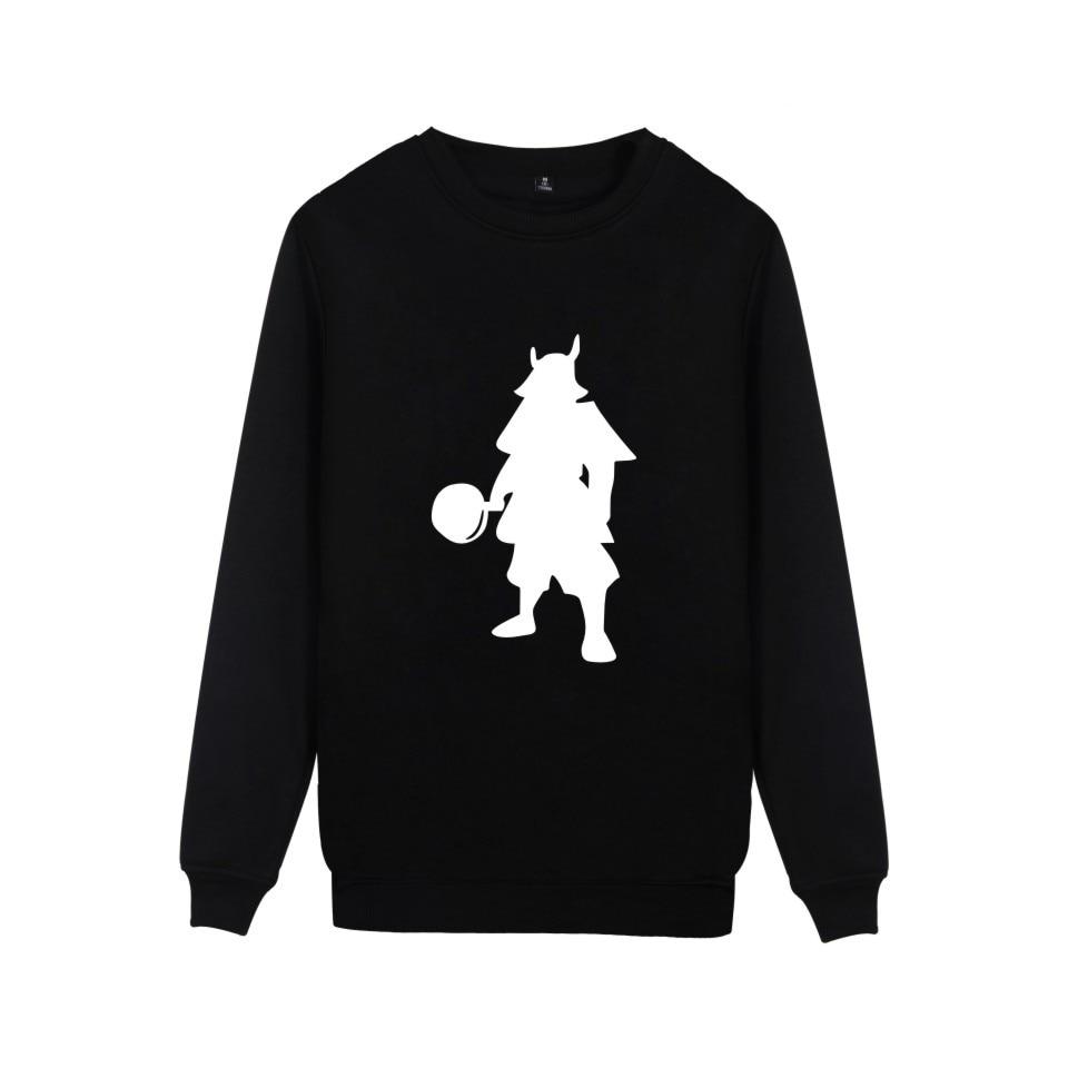 Playerunknown's Battlegrounds Samurai Hoodies Men Women Brand Cpaless Sweatshirts Winner Winner Chicken Dinner PUBG Clothes