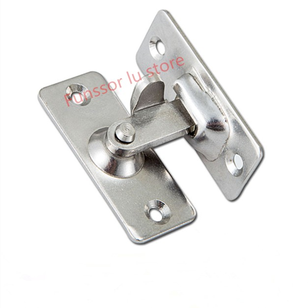 Right Angle Bolt : Stainless steel degree right angle buckle hook lock