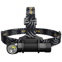 NiteCore HC33 Cree XHP35 HD 1800lm 18650 Headlamp Magnetic Task Light By 18650 Battery For Outdoor