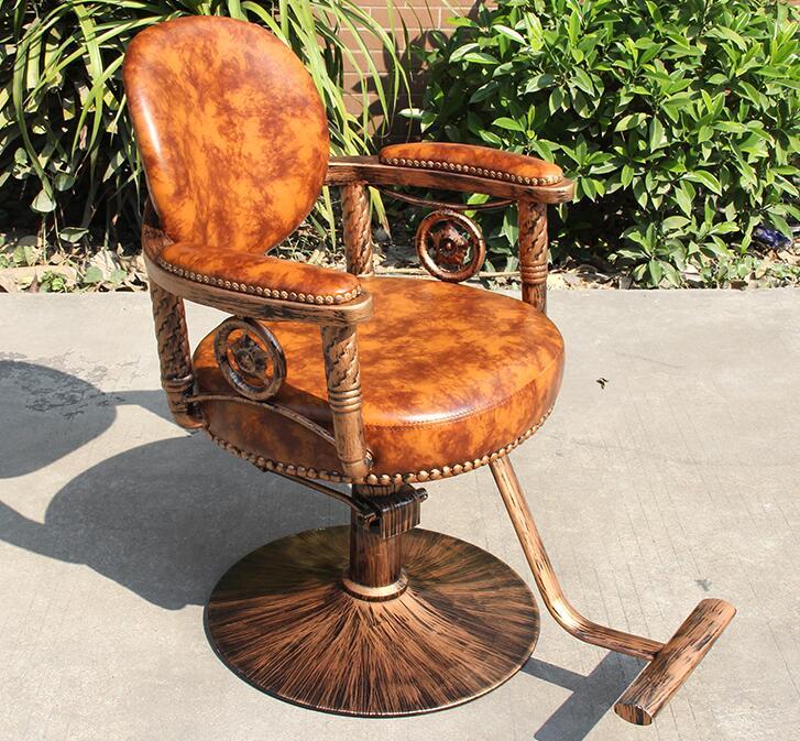 66650  Haircut Hairdressing Chair Stool Down The Barber Chair59514