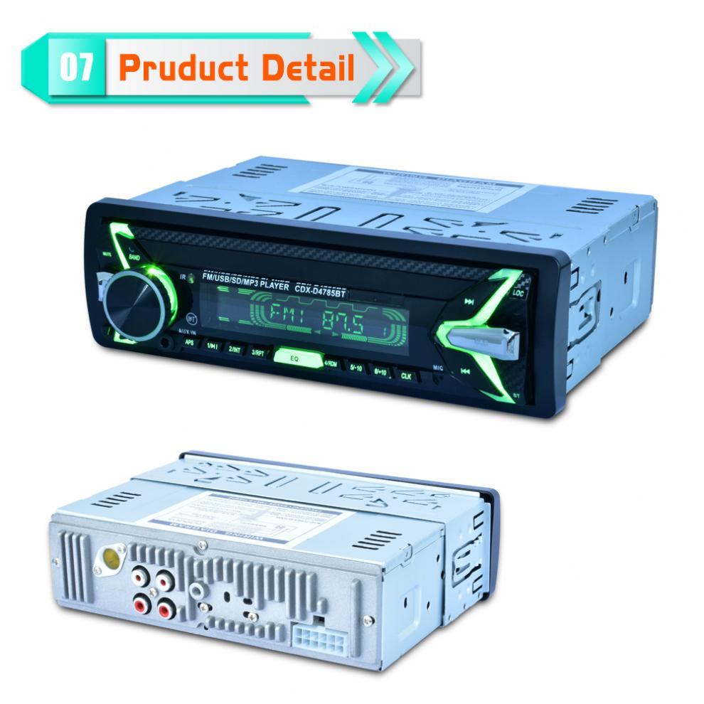Stereo Car x MP3 8