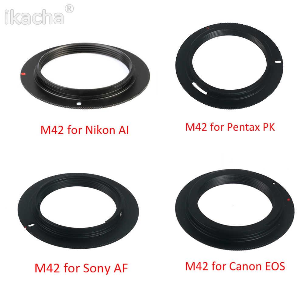 Cameras and Digital M42 to Pentax PK Mount Adapter Ring For Film SLR DSLR