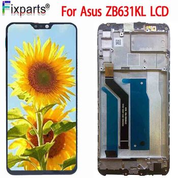 "Prueba de 100% para ASUS ZenFone Max Pro M2 ZB631KL pantalla LCD + Panel táctil digitalizador montaje 6,26 ""para Asus ZB631KL pantalla"