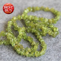 New For Necklace Bracelet 4 8mm Natural Green Peridot Beads Women Girls Gilf Jasper Round Jade