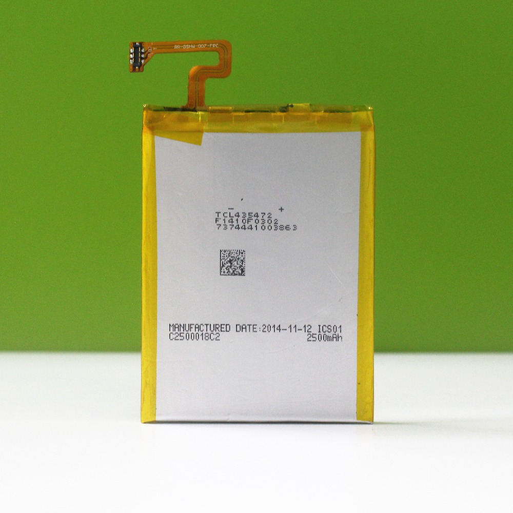 Original GIONEE Battery 3 8V 2700mAh BL N2500 Gionee ELife E7 E7T GN9002 Battery For Gionee elife E7 E7T battery in Mobile Phone Batteries from Cellphones Telecommunications