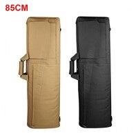 Tactical 85CM Gun Bag Shotgun Case Air Rifle Case Cover Sleeve Shoulder Pouch Hunting Carry