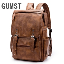 GUMST Brand Laptop Backpack Men's Travel Bags 2018 Multifunc