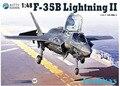 Kitty hawk KH80102 1/48 F-35B Lightning II plastic model kit