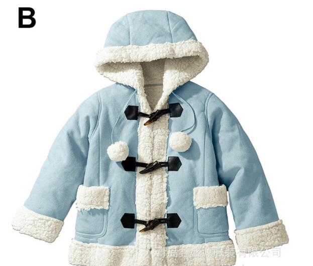 цены Boys Winter Coats 2017 Hooded Korean Long Sleeve Thicken Fleece WindProof Children Fashion Warm Down Coat Kids Outerwear Blue
