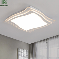 Post Modern Thin Acrylic Led Dimmable Ceiling Light Indoor Lighting Fixutres Lamparas Lustre Luminaire Ceiling Lamp
