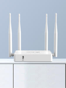 Wifi-Router Antennas Usb-Modem 300mbps Access-Point WE1626 Openwrt/omni-Ii Wireless 4