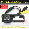 Free shipping high resolution CCD  car rearview backup camera spcecial for 08/09 Honda Civic Factory price
