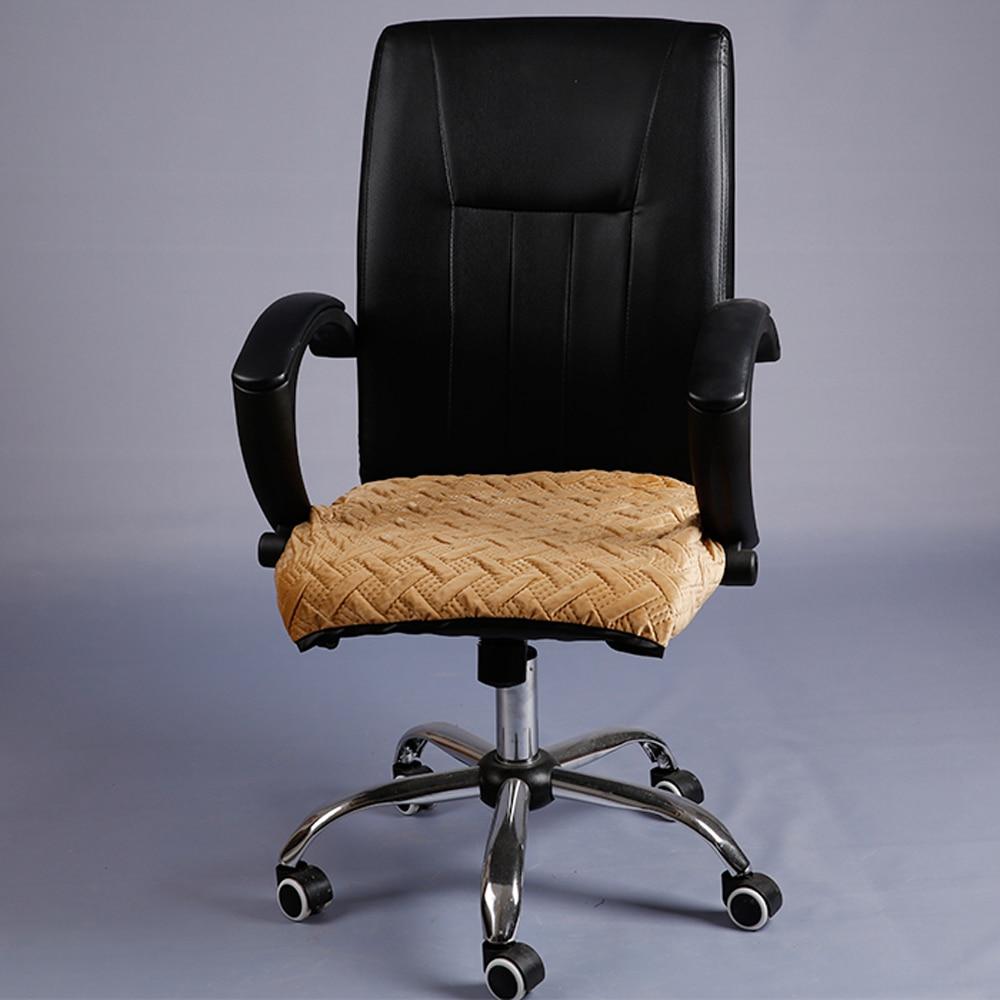 6pcs/lot Soft Black Chair Seat Cushion For Kids Bedroom Grey Office Computer Chair Cushion Home Decor Red Chair Cushion