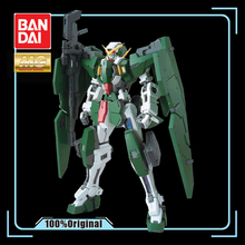 BANDAI MG 1/100 Mobile Suit Gundam 00 GN 002 Dynames Gundam Effects Action Figure Model Modification