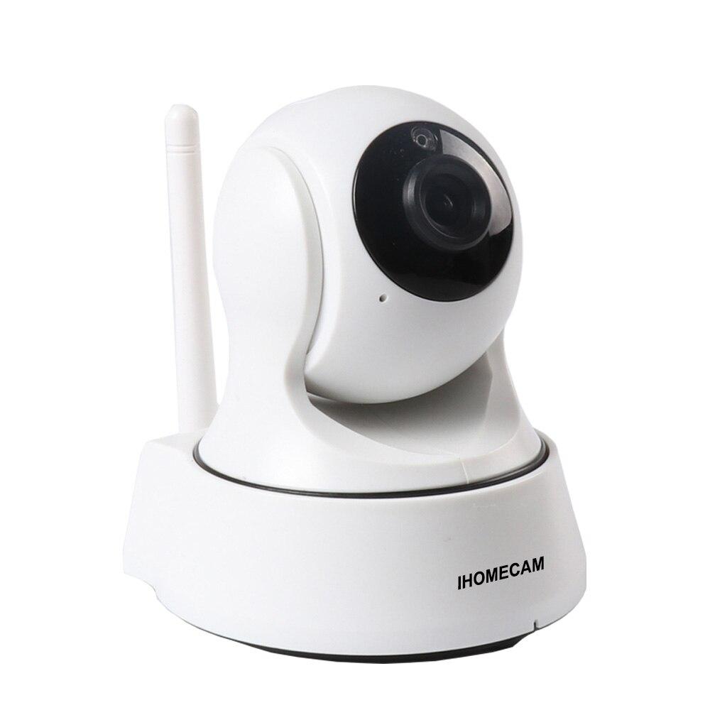 купить Onvif 720P IP Camera Wireless Wi-fi CCTV Security Surveillance Camera HD Indoor Pan Tilt IR CUT Security Network Baby Monitor онлайн