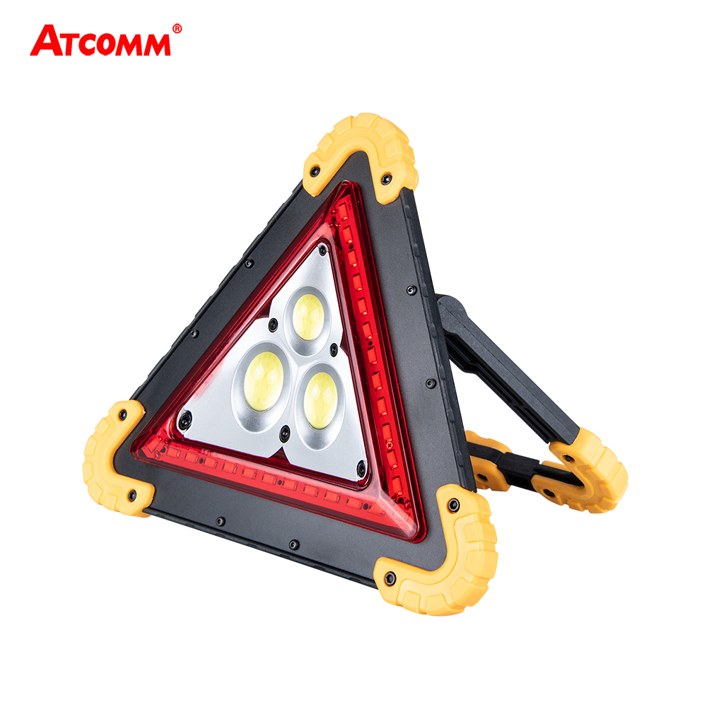Competent 4 Modes Led Warning Signs Light 30w 50w High Lumen Ip44 Waterproof Truck Strobe Sign Lamp For Expressway Emergency Parking Lights & Lighting