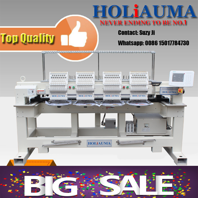 Top Sell Four Heads Computer Embroidery Machine For Sale In Karachi