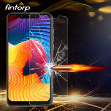 Fintorp 9H Screen Protector Film Glass For Xiaomi Pocophone F1 Tempered for Poco Protective Guard