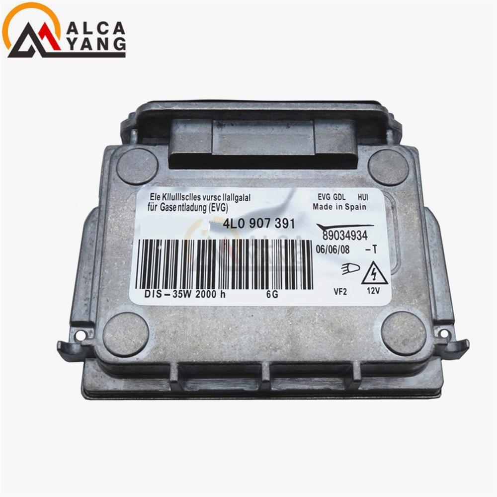 2007-2010 Xenon HID Headlight Ballast Unit Controller For BMW Audi V/W GMC Volvo 89034934 4L0907391