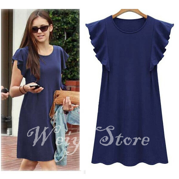 Size Women Clothes Whole Clothing 3 Colors Elegant Dress Woman Summer Vintage 50s Dresses L Xl 5xl In From S