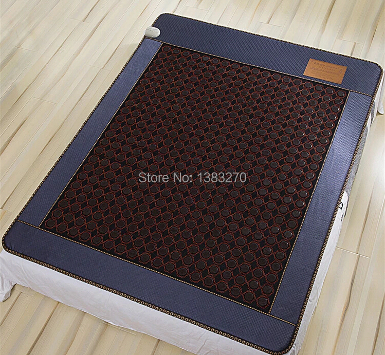 Hot! Electric Heating Jade Massager Mattress 2017 Best Selling Tourmaline/Jade Mattress 1.2X1.9M hot sale mattress electric heating jade massager mattress 2016 best selling tourmaline jade mattress for sale