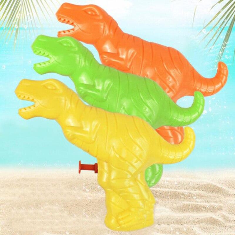 Summer Children's Toys Dinosaur Water Gun Beach Bathing Drifting Water Toys Small Water Gun Spray Pistol Children's Gifts