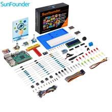 Best Buy SunFounder Project Super Kit V3.0 for Raspberry Pi 3 2 Zero Model B+ A+ included the Raspberry Pi 3 Board