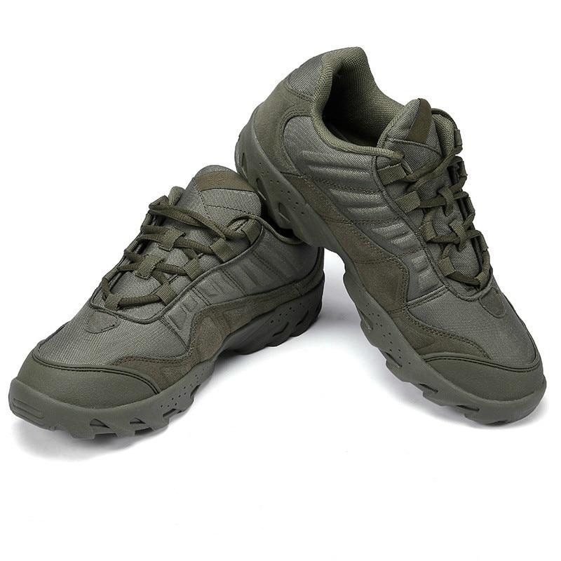 Botas de desierto al aire libre Los militares de EE. UU. Asalto - Zapatos de hombre - foto 3
