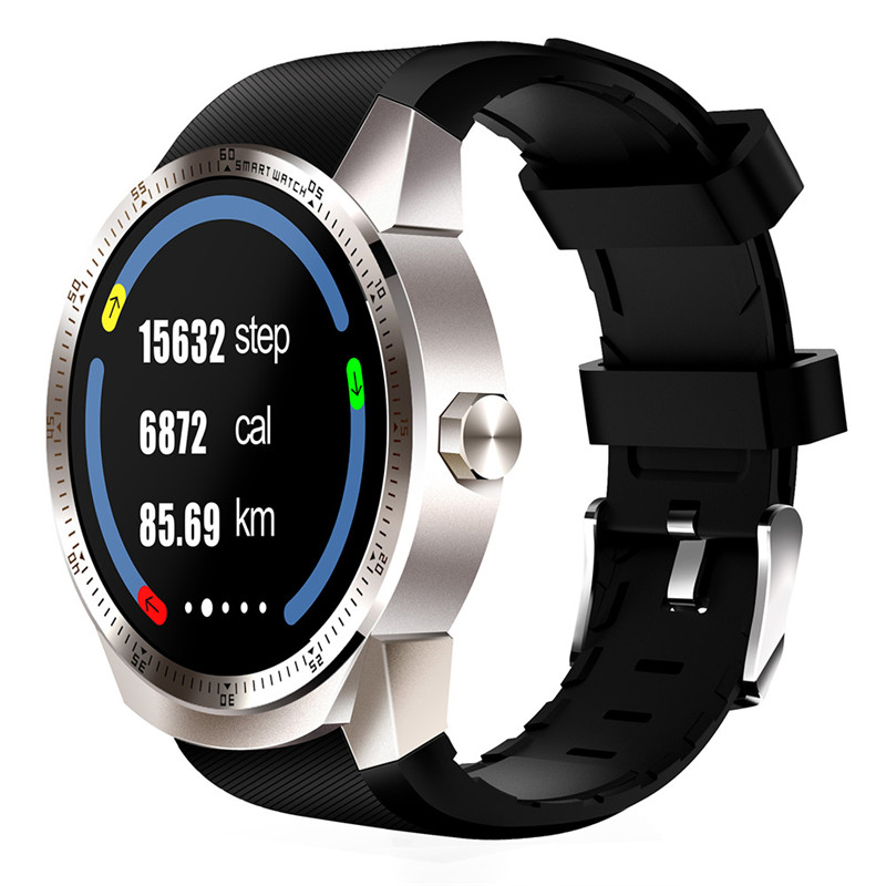 K98H 3G Smart Watch Phone GPS Navigation Anti-lost Finder Smartwatch Heart Rate Sleep Monitoring Bluetooth Watches for Men microwear l1 smartwatch phone mtk2503 1 3 inch bluetooth smart watch gps heart rate measurement pedometer sleep monitor