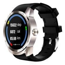 K98H 3G Smart Watch Phone GPS Navigation anti-verlorene Finder Smartwatch Herzfrequenz Schlafüberwachung Bluetooth Uhren für männer