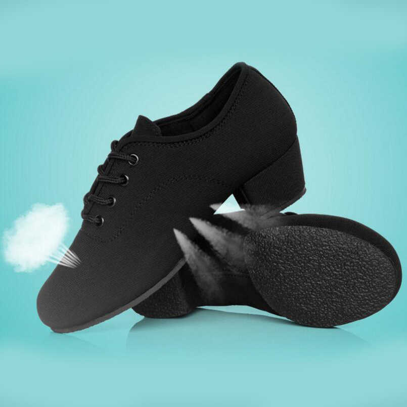 a62989016 ... Professional Mens Latin Dance Shoes Kids Ballroom Dance Shoes Tango  Salsa Dance Shoes For Boys Size