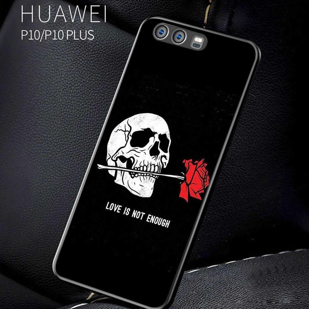プリント Tpu シリコンバック Huawei 社 P20 lite のケース huawei 社 P8 P9 P10 Lite P20 M10 M20 プロ 1080p スマート 2019 かわいい裏表紙