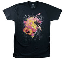 X-Men Burning Phoenix Icon Marvel Comics Officially licensed Adult T Shirt 100% Cotton Shirts Brand Clothing