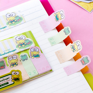Image 5 - 20packs/lot kawaii cartoon memo pad sticky notes planner label sticker stationery school supplies wholesale