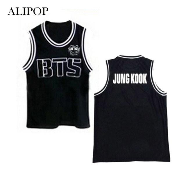 BTS Basket Ball Jersey