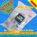 THE NEWEST  SETOOL BOX FULL ACTIVATION WITH LGTOOL WITH 30 CABLES UNLOCK BOX SOFTWARE FLASH REPAIR BOX FAST SHIPPING