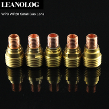 5PCS Welding Machine Accessories Small Gas Lens Body 1.0/1.6/2.4/3.2MM For WP9 WP20 TIG Torch/Welder Gun