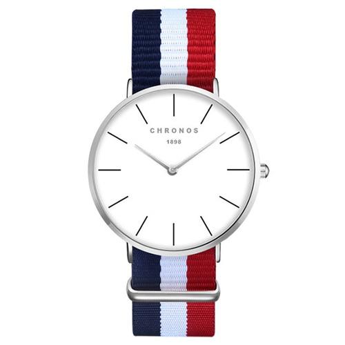 Bărbați Femei ceasuri 2017 Marcă de lux de lux CHRONOS cuarț ceas - Ceasuri bărbați