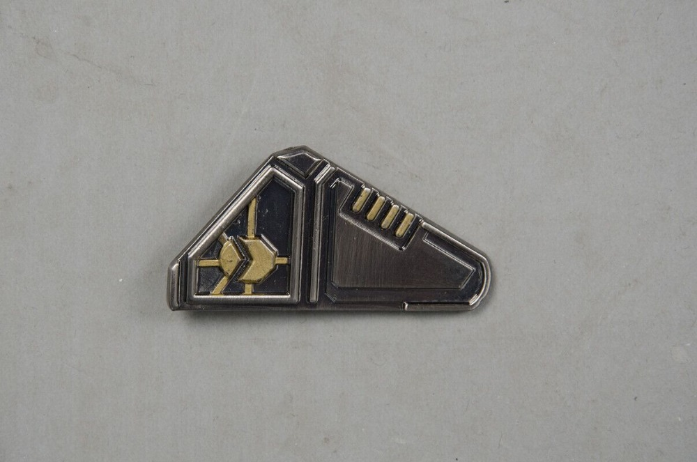NEW Guardians of the Galaxy 2 Starlord Peter Quill Badge COSplay Metal Pin Brooch only