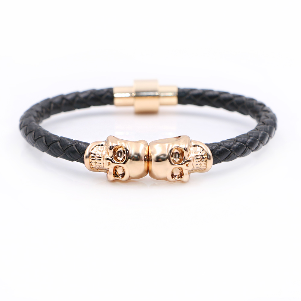 skull bracelet aliexpress buy 2016 fashion vintage design skull 5753