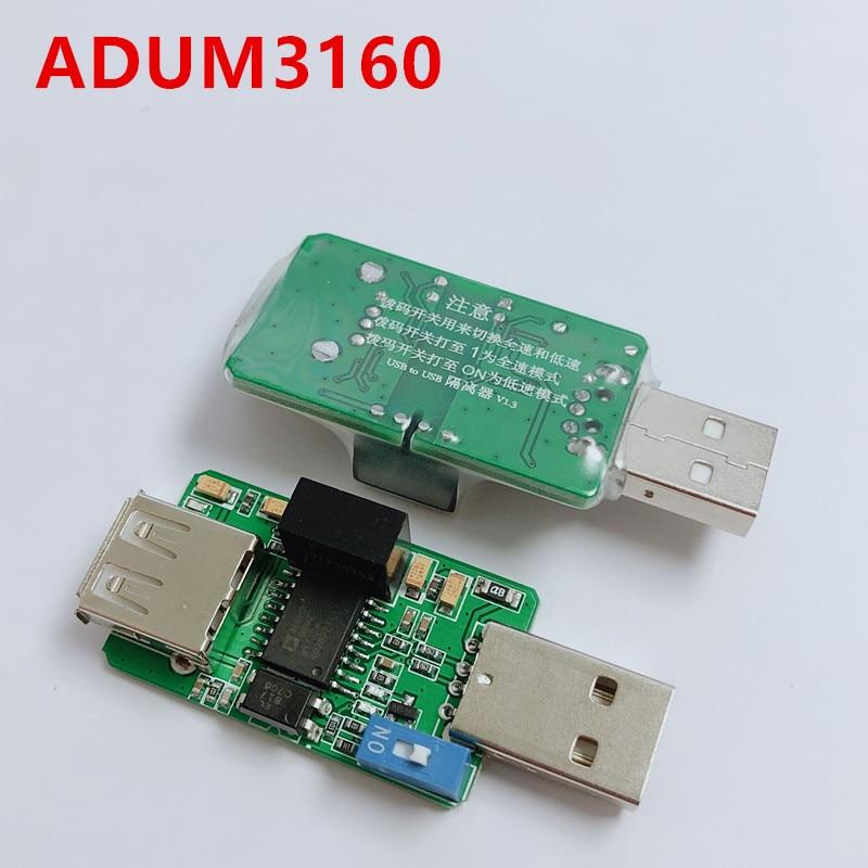 New 1500v Isolator USB Isolator ADUM3160 USB To USB ADUM3160/ADUM4160 Module USB 2.0