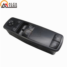 Malcayang NEW Arrival High Quality Power Window Switch 1698206410 A1698206410 For Mercedes classe ws212