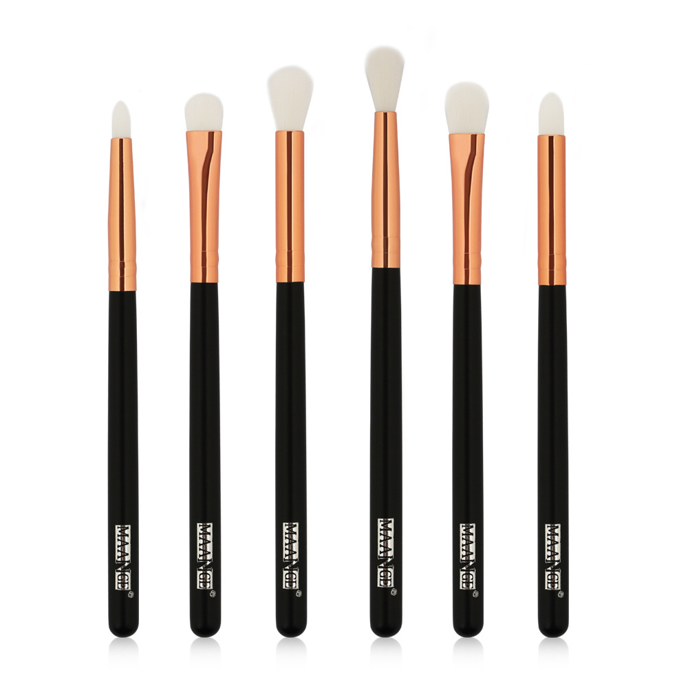 6 Makeup Brushes Set Professional Kits Make up Brushes in Eye Shadow Applicator from Beauty Health