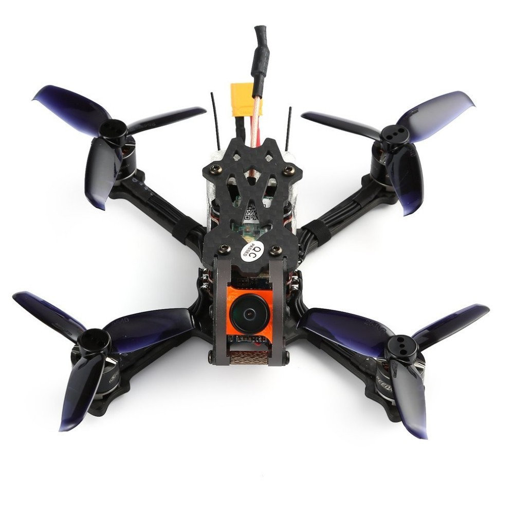 GEPRC Phoenix 2.5 125mm 5.8g 600TVL Brushless Caméra FPV Micro RC Racing Drone avec Haute Vitesse Frsky Récepteur BNF