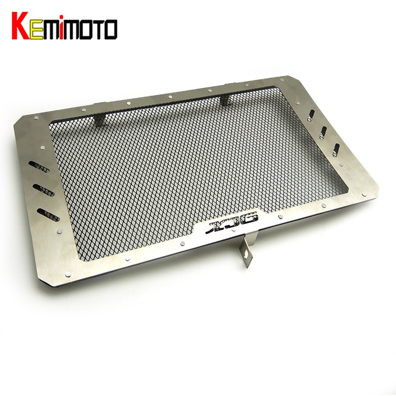 KEMiMOTO XJ6 XJ 6 Radiator Grill Grille Guard Cover Protector For YAMAHA XJ6 2009-2016 5 colors For Choice motorcycle radiator protective cover grill guard grille protector for kawasaki z1000sx ninja 1000 2011 2012 2013 2014 2015 2016