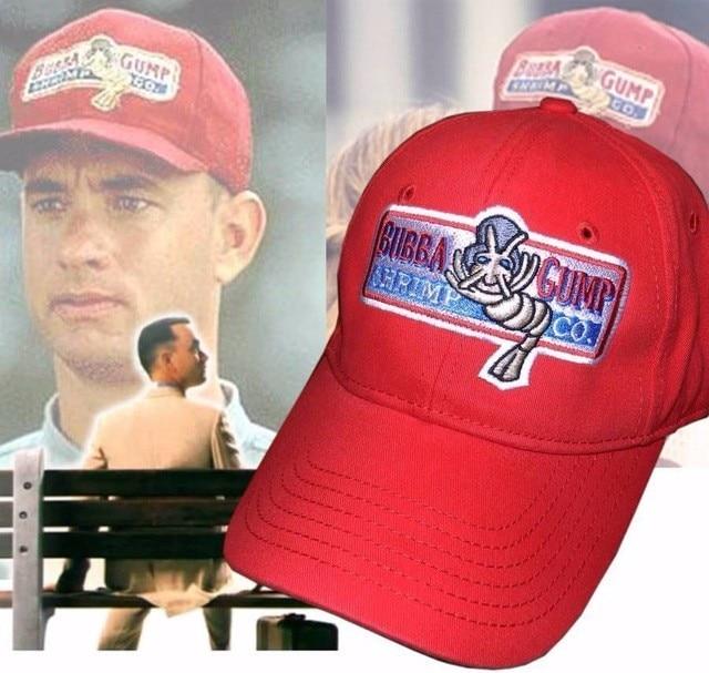 1994 Bubba Gump Shrimp Baseball Cap Men Women Sport Hats Summer Cap Embroidered Casual Hat Forrest Gump Caps Costume Wholesale Spare No Cost At Any Cost