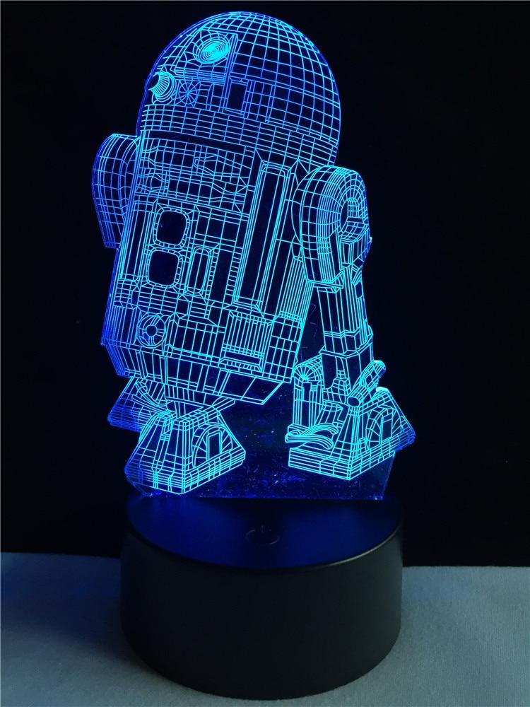 Luzes da Noite 7 colour light sono casa Function 4 : Lampada Led/lamparas/led Lamp Indoor